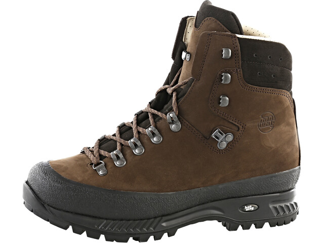 Hanwag Yukon Botas de Trekking Hombre, brown